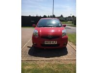 Toyota Yaris 1.3 | 2010 | LOW MILEAGE | LONG MOT