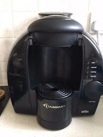 CHEAP TASSIMO BRAUN COFFEE MACHINE