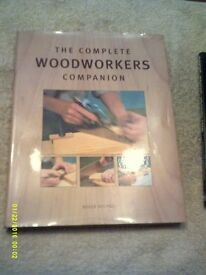 Complete Woodworkers Manual and Making Moving Wooden Toys