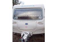 BAILEY DISCOVERY 100 ~ 4 BERTH 2005