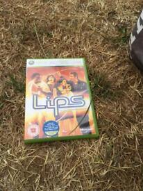Lips xbox game