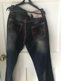 Brand new True religion jeans 32x34