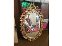 Syroco vintage mirror from USA.