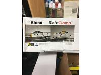Rhino safe clamp ladder clamps