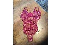 Panache swimming costume, underwired, bust size 34J