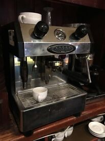 Industrial Coffee Machine & Electric Grinder