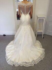 Wedding Dress - Size 8