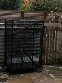 Large rodent/bird cage