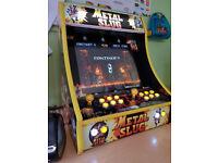 Bartop arcade machine Retro 70s 80s 90s Games Pandora's Box 4s gamers machine.