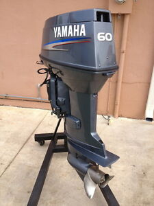 Like new 2003 yamaha 60 hp outboard 60tlrb 30 40 50 60 70 for 30 hp yamaha outboard