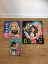 New.. Top Model Design Books