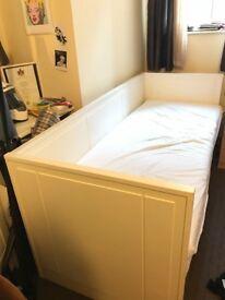 Single Bed, + 2 mattresses