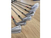 Complete Set: Vintage Golf Clubs (see pictures)