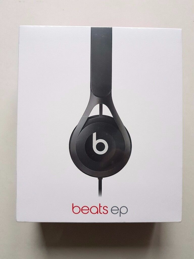 Genuine Beats EP headphones