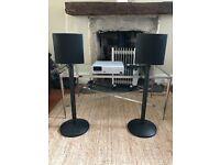 Linn classik amp/cd and Linn Unik speakers