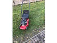 Petrol lawnmower 3.5 hp £50