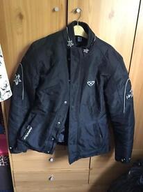 Ladies size 12 motorbike jacket