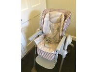 Chicco polly highchair- Dune