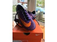 Female size 5 football boots