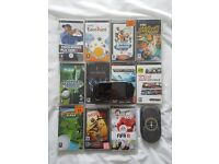 Sony PSP with 11 Games