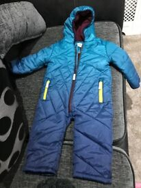 Ted Baker Snow suit size 18-24 months