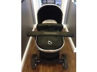 I Candy peach pushchair & carry cot