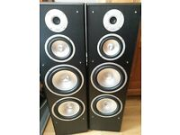 Floorstanding speakers in good working order