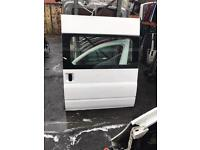 Ford transit mk7 passenger side sliding door with glass good condition breaking