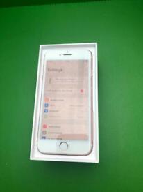 Iphone 7 / unlocked & 128 gig