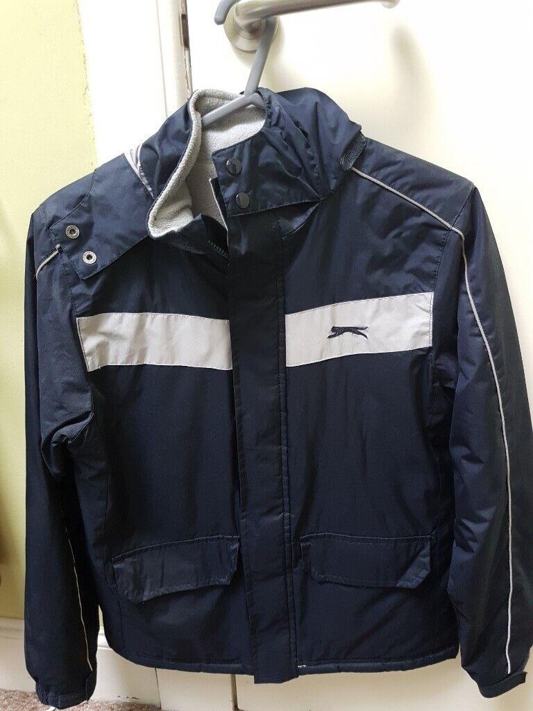 67e96557402d Boys 11-12years slazenger jacket