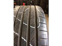 225 40 18 4 matching continental contact sport 5 £140