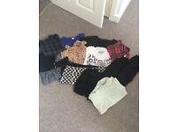 Bundle Of Women's clothes size 10