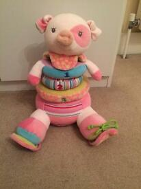 Soft Toy Stackable Pig