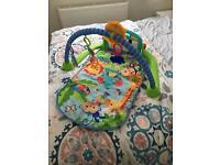 Baby play mat / activity mat