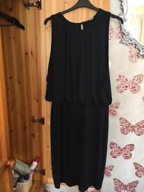 Lovely navy dress size 18 from next
