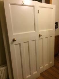Internal used doors x 4