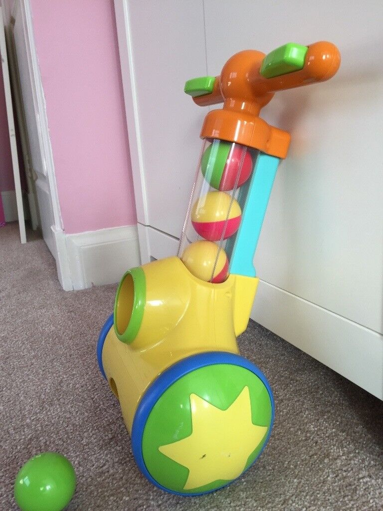 Ball Popper Kids Toy - loads of fun for you and your little ones!