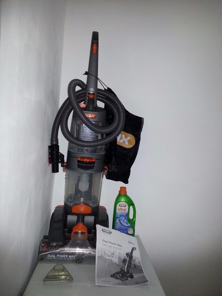 Vax Dual Power Max Carpet Cleaner In Southwark London
