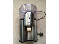 BRITA Breville Aqua Fountain Water Filter Chiller /Cooler Stainless Steel (Hardly used) RRP:£124.99