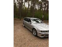 2002/52 Bmw 330i Diesel M Sport Touring Automatic 2 Owners With Full History