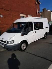 Minibus 9 seats sale or swap for van
