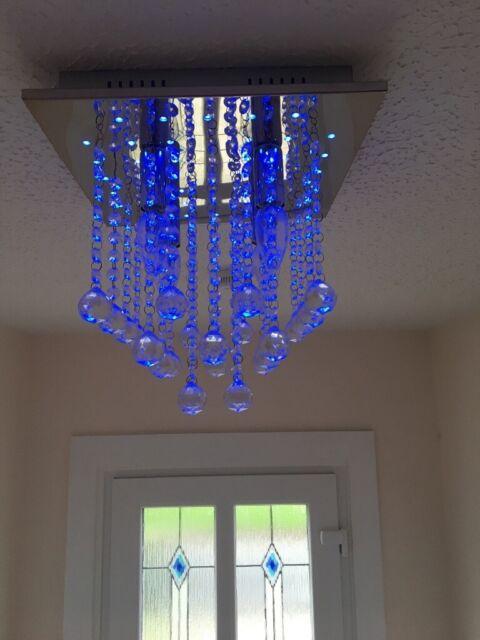 Gl Chandelier Ceiling Light