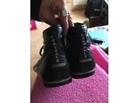 Joe Calzaghe Boxing boots size 8
