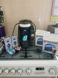 Tassimo And pods