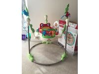 Fisher Price Jumperoo for sale (Baby Bouncer)