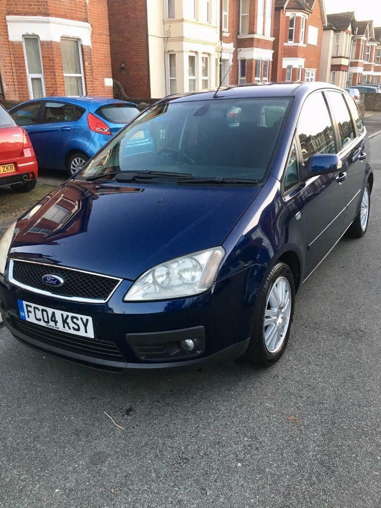 ford focus cmax ghia  months mot full stamped