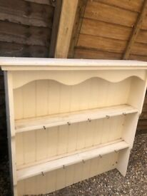 Shabby Chic wall-mounted Dresser Top