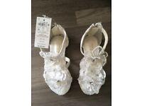 Girls Bridal shoes