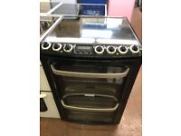 60CM BLACK ELECTROLUX ELECTRIC COOKER