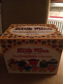Little Miss complete box set